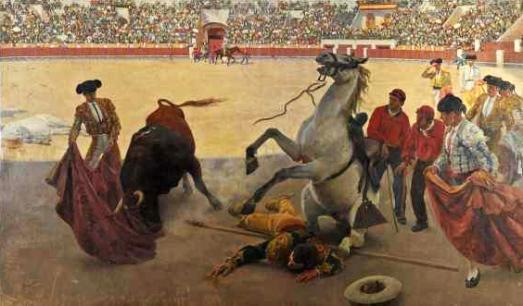 Enrique_Simonet_-_El_Quite_-_1897