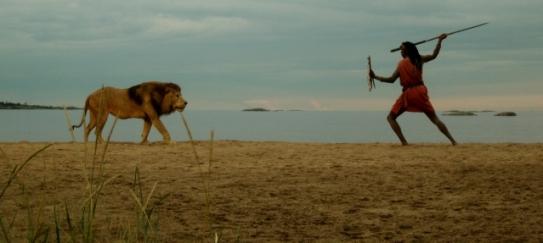 a short film by PV Lehtinen in picture: maasai Wilson Kirwa